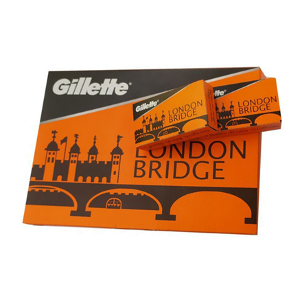 Picture of Gillette London Bridge Blade, GIL09B
