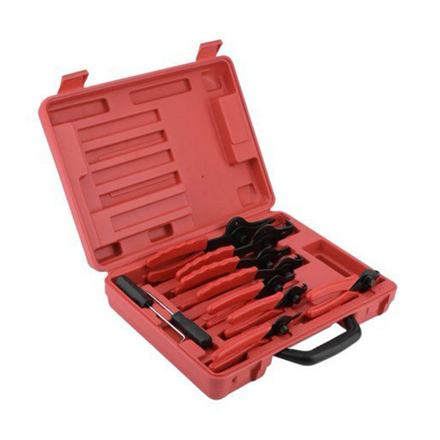 Picture of Licota Snap Ring Pliers Set (Black/Red), ATA-0363