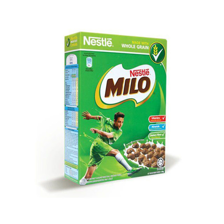 Picture of Nestle Milo Cereals (170g, 330g, 500g), MIL09