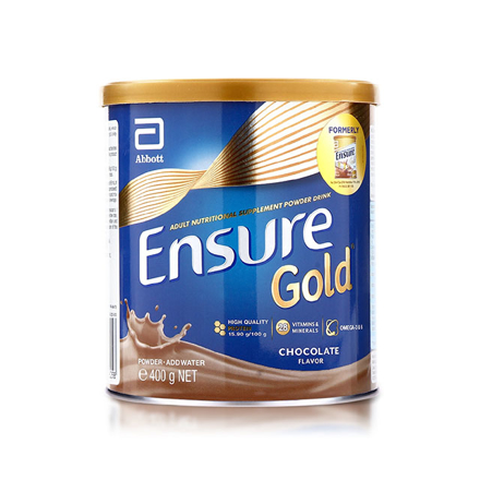 Picture of Ensure Gold Chocolate 400g, ENSURECHOCOLATE