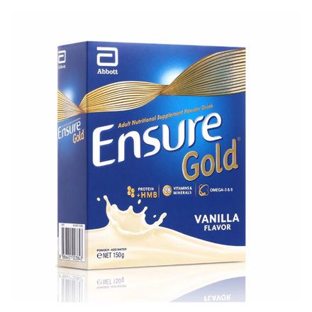 Picture of Ensure Gold HMB Vanilla 150g, ENSUREVANILLA150