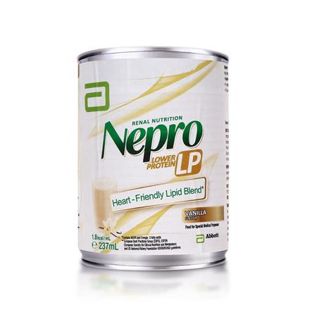 Picture of Nepro Lower Protein Vanilla 237ml, NEPROVANILLA