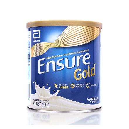 Picture of Ensure Gold HMB Vanilla 400g, ENSUREVANILLA400