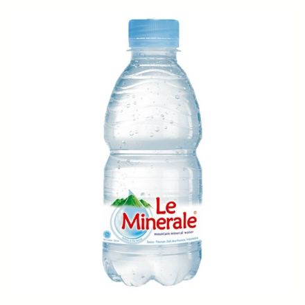 Picture of Le Minerale Mountain Mineral Water (330 ml, 600 ml, 1.5 L, 6 L), LEM01