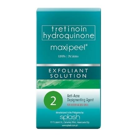 Picture of Maxi-Peel Exfoliant #2 ( 15 ml, 30 ml, 60 ml), MAX35B