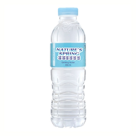 Picture of Nature's Spring Purified Drinking Water (350 ml, 500 ml, 1 L, 10 L), NAT13
