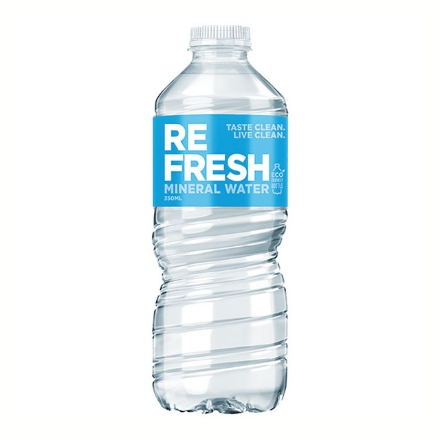 Picture of Refresh Mineral Water (350 ml, 500 ml, 1L), REF25